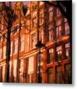 Romantic Amsterdam Metal Print