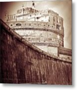 Rome Monument Architecture Metal Print