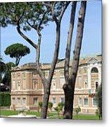 Rome Museum Metal Print