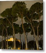 Rome - On The Road Metal Print