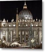 Rome Vatican Metal Print