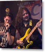 Ronnie Romero 11 Metal Print