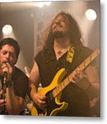 Ronnie Romero 13 Metal Print