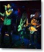 Ronnie Romero 23 Metal Print