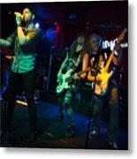 Ronnie Romero 24 Metal Print