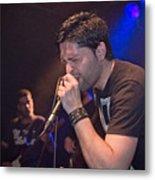 Ronnie Romero 4 Metal Print