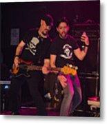 Ronnie Romero 41 Metal Print