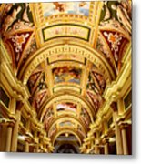 roof Paintings Metal Print