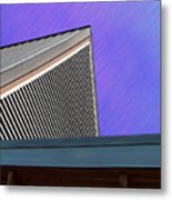 Roofer Madness  Metal Print