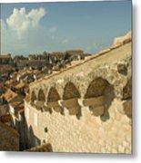 Rooftops Of Dubrovnik  Metal Print
