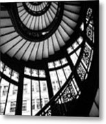 Rookery Stairwell Metal Print