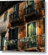 Rooms With A View Metal Print