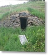 Root Cellar Metal Print