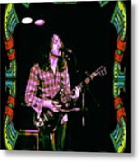 Messin' With The Kid Metal Print