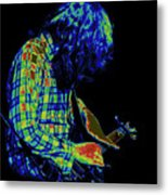 Cosmic Light Metal Print