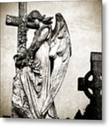 Roscommon Angel No 1 Metal Print