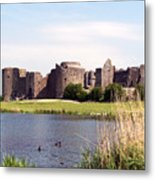 Roscommon Castle Ireland Metal Print