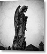Roscommonn Angel No 4 Metal Print