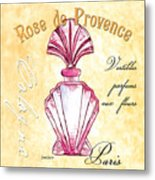 Rose De Provence Metal Print