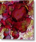 Rose Deep Metal Print