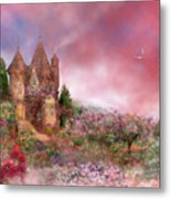 Rose Manor Metal Print