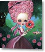 Rose Marie Antoinette Metal Print
