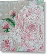 Rose Of Love Metal Print