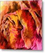 Rose Of Passion Metal Print