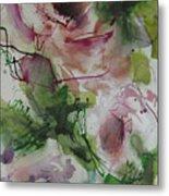 Rosebuds Metal Print