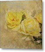 Roses Delight Metal Print