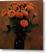 Roses For My Sweetheart Metal Print
