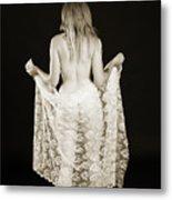 Rosie Nude Fine Art Print In Sensual Sexy 4613.01 Metal Print