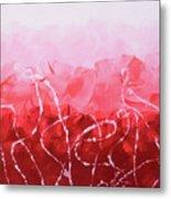 Rosie Ropes Metal Print