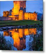 Ross Castle Killarney Ireland Metal Print