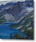 Ross Lake Metal Print