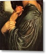 Rossetti Dante Gabriel - Proserpine End Dante Gabriel Rossetti Metal Print