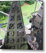 Rosslyn Chapel Metal Print