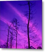 Rosy Fingers Of Dawn Metal Print