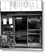 Rotiseria Metal Print