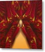 rotl_07c Lady Of the Choice 3 Metal Print