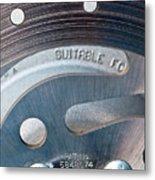 Rotor Metal Print