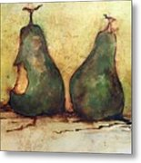 Rotting Pairs Metal Print