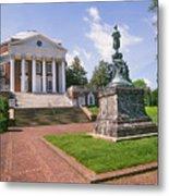 Rotunda, University Of Virginia Metal Print