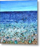 Rough Sands Metal Print