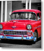 Route 66 Classic Metal Print