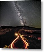 Rowena Milky Way Metal Print
