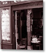 Royal Bar Paris Metal Print