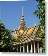 Royal Palace 04 Metal Print