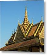 Royal Palace 10  Metal Print