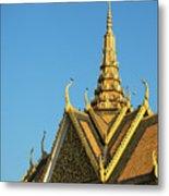 Royal Palace 11  Metal Print